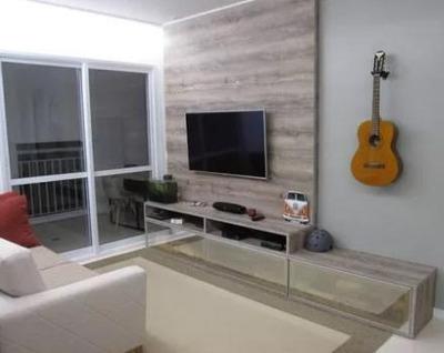 Apartamento Em Tatuapé, São Paulo/sp De 49m² 1 Quartos À Venda Por R$ 460.000,00 - Ap142371