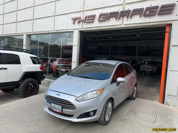 Ford Festiva Titanium