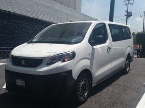 Peugeot Expert Pasajeros Color Blanco T/m 2018