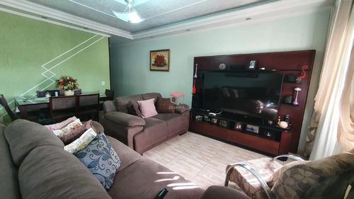 Imagem 1 de 21 de Casa À Venda, 2 Quartos, 1 Suíte, 4 Vagas, Cidade São Jorge - Santo André/sp - 96668