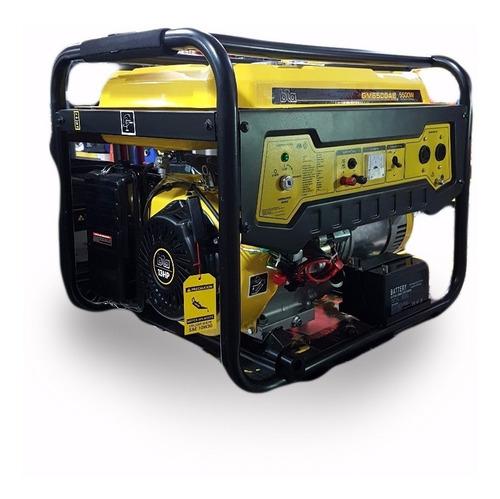Grupo Generador Bta 5500w 521168 13 Hp 220v Electrogeno