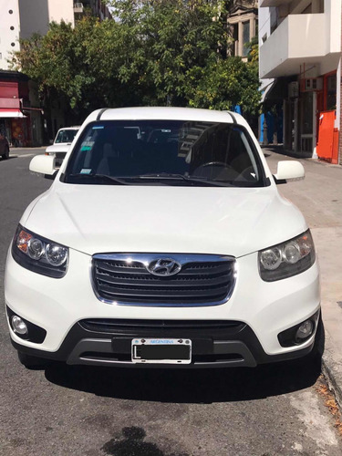 Hyundai Santa Fe 2.4 Gls 7as 6mt 2wd 2012