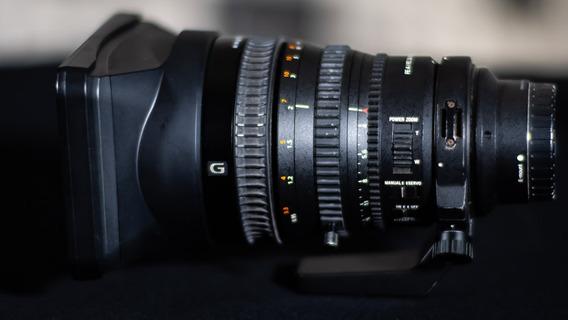 Sony Fe Pz 28-135mm F/4 G Oss Lens E-mount