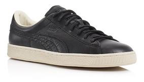 Tenis Puma Basket Leather