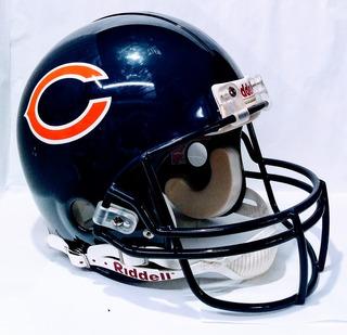 Nfl Casco Futbol Americano Chicago Bears Riddell