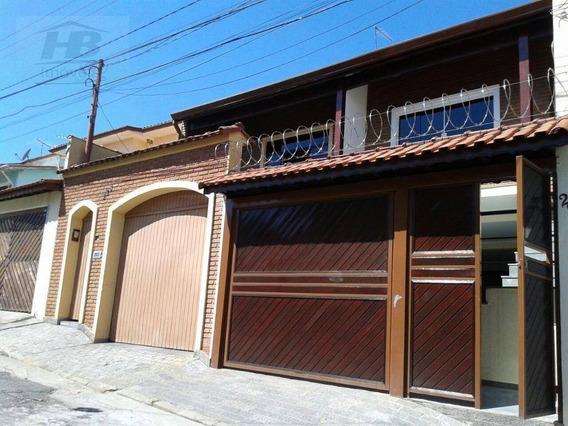 Sobrado Residencial À Venda, Umuarama, Osasco. - So0228