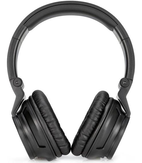 Headset Dobrável H3100 Com Microfone Preto Hp