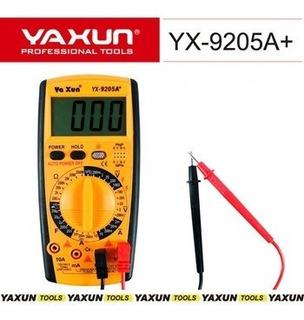 Multimetro Digital Yaxun 9205