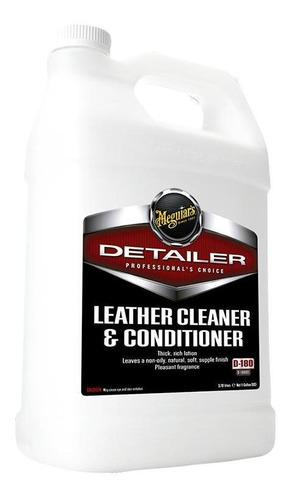 D180 Leather Cleaner & Conditioner P/meguiars #1012 Meguiars