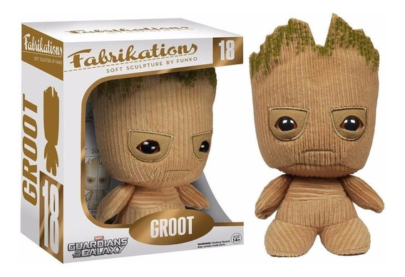 Funko! Fabrikations Guardians Of The Galaxy Groot #18