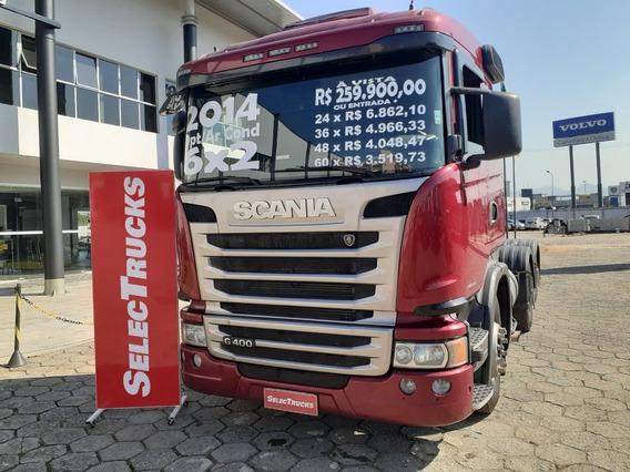 Scania G 400 Cavalo 6x2 Top Optcruise Selectrucks