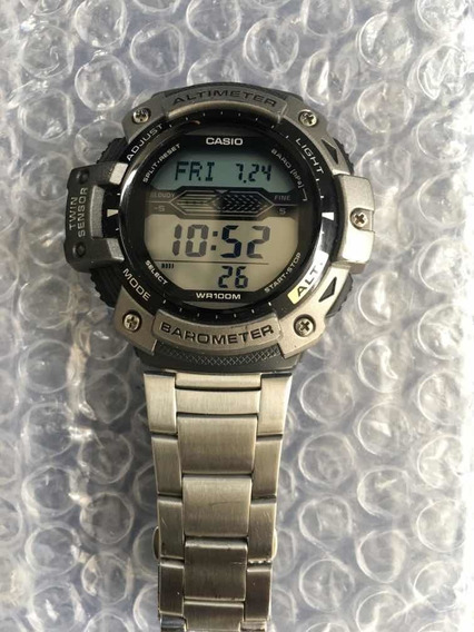 Relógio Casio Masculino Sgw-300hd-1avdr Outgear