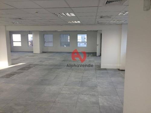 Conjunto Comercial Para Locação-centro Administrativo Cauaxi- Alphaville -oportunidade - Cj0188