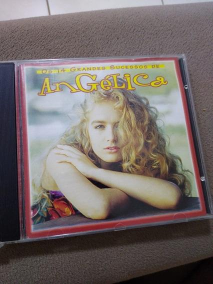 Os 14 Grandes Sucessos De Angelica
