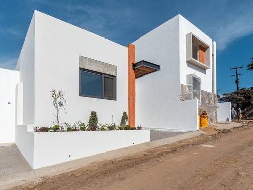 Imagen 1 de 24 de Casa De Lujo  En Hermoso Fraccionamiento Privado A La Orilla Del Mar