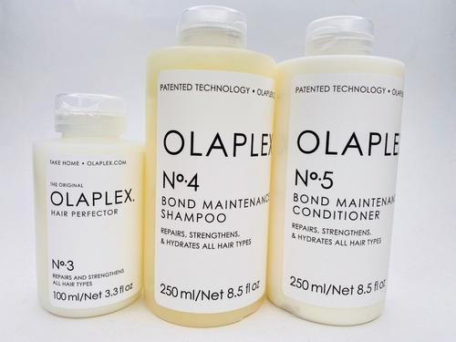 Olaplex #3, #4, #5