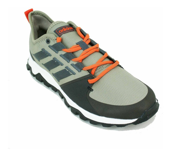 Zapatilla adidas Kanadia Trail Verde/nja Hombre Deporfan