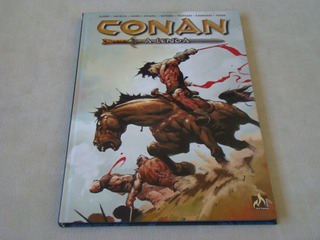 Hq - Conan - A Lenda - Busiek