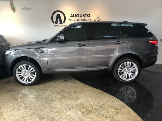 Land Rover Range Rover Sport 3.0 Sdv6 Hse 4wd 2017