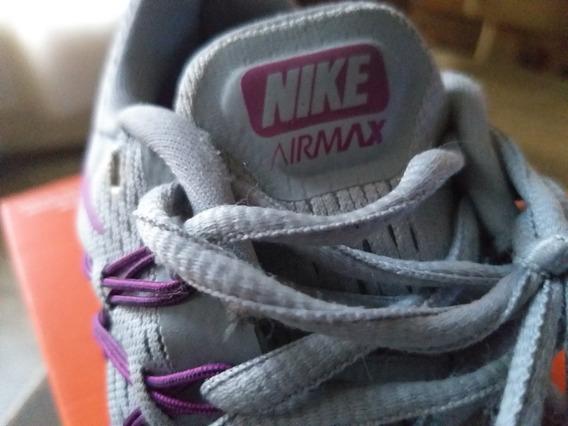 Zapatillas Nike Mujer Talle 37