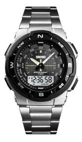 Relógio Masculino Skmei Analógico/digital O Melhor Preço