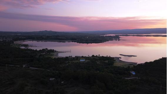 Venta Lote En Verano En Embalse Vista Al Lago Calamuchita