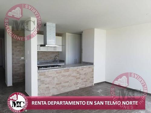 Departamento En Renta Junto A San Telmo Al Norte De Aguascalientes