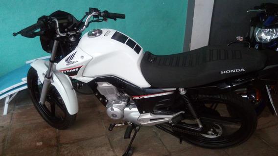 Honda Cg 150cc Titan 2019