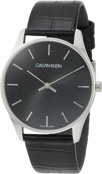 Calvin Klein Classic Reloj Nuevo En Caja