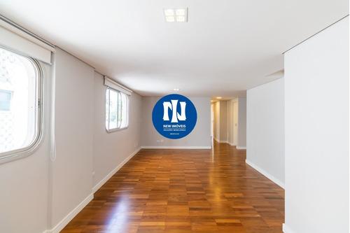 Imagem 1 de 10 de Apartamento Excelente Localização - Pinheiros/itaim Bibi - Newc0095