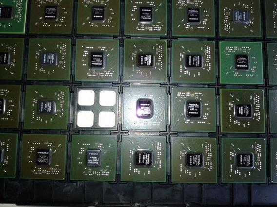 Lote Com 10 Bga Chipset Nvidia Nf-g6100-n-a2 Novo