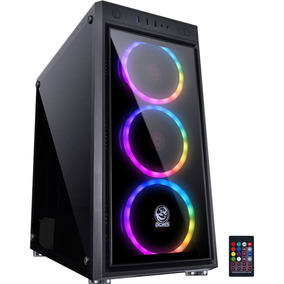 Pc Gamer Amd A8 9600/16gb /1tb /ssd120gb /r7 Radeon /gab Rgb