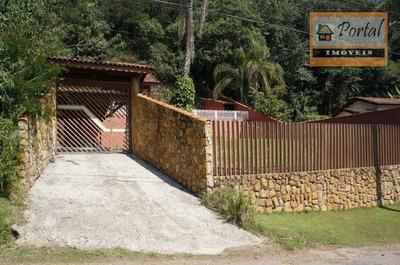Chácara Com 1 Dormitório À Venda, 543 M² Por R$ 250.000 - Champs Privés - Campo Limpo Paulista/sp - Ch0105