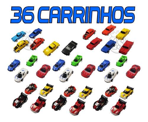 Carrinhos Miniatura Fricção Corrida Carrinho Carro Plástico