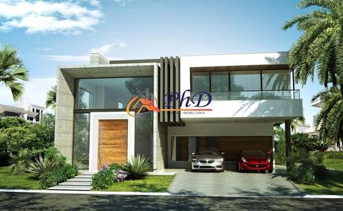 Imagem 1 de 9 de Terreno + Construção - Casa Em Condomínio A Venda No Bairro Jardim Florestal - Jundiaí, Sp - Ph59565