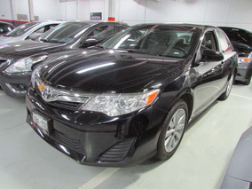 Toyota Camry 2.5 Le L4 Aa Ee At Negro 2012