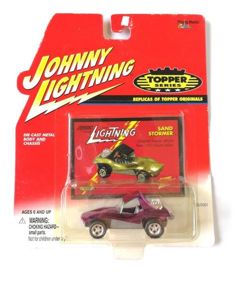 Johnny Lightning Sand Stormer Arenero Metal Metal