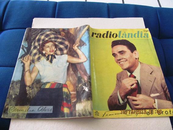 Radiolandia Bibi Ferreira Carmelia Farney Blecaute Inezita