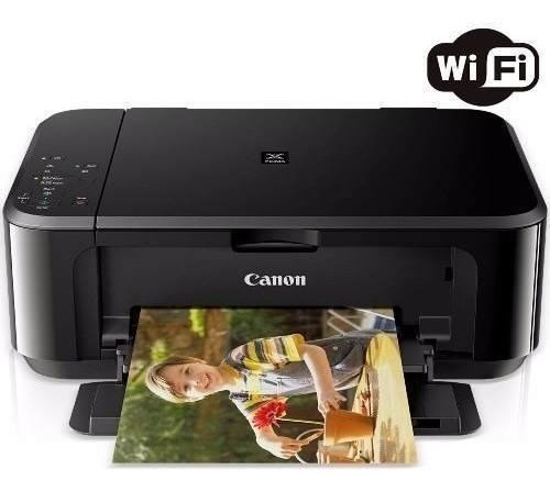 Multifuncional Canon Colorida Mg3610 Wireless Outlet