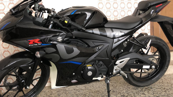 Gsx-r150 Negra