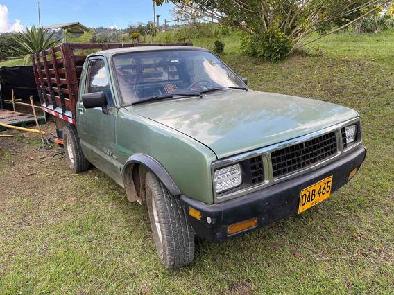 Chevrolet Luv 1987 1.6 Kb 21