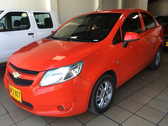 Chevrolet Sail Ltz 2014 Full Equipo