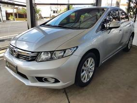 Honda Civic Lxl 1.8 Automático Com Multimídia