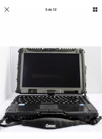 Notebook Rugged Militar Getac V200 G2