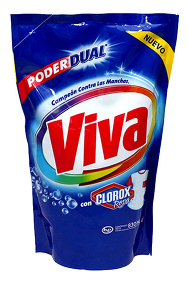 Viva Det Liquido Regular 830 Ml