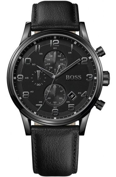 Reloj Hugo Boss Hombre Aeroliner 1512567 Look Trendy
