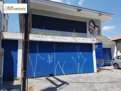 Casa Comercial - Mooca - Ref: 2765 - V-2765