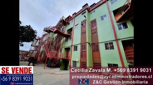Imagen 1 de 16 de Se Vende Departamento Duplex Cerro Bellavista, Valparaíso