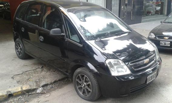 Chevrolet Meriva 2012 -$ 190.000 De Anticipo Y Cuotas-