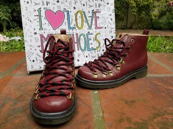Borcegos De Cuero I Live My Shoes Nuevos